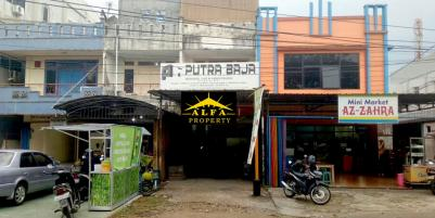 Ruko Parit Haji Husin 2, Pontianak, Kalimantan Barat