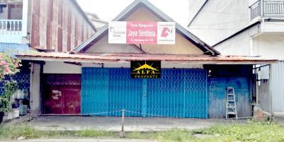 Ruko Jl. Ketapang, Pontianak, Kalimantan Barat