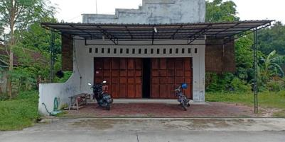 Rumah Toko Siap Buka Usaha Tepi Jl. Raya Sragen-Batujamus