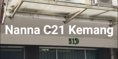 Dijual Ruko 4lantai Siap Pakai di Jl. Pintu Air Pasar Baru.