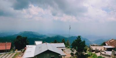 Tanah Strategis Dibangun Vila View Perbukitan Kemuning Ngargoyoso Kra