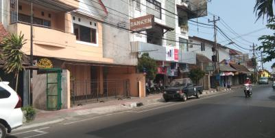 Ruang Usaha / Ruko 2 Lantai Pusat Kota Malioboro Jogja, Siap Pakai, Strategis, di Sosrowijayan, Yogyakarta.