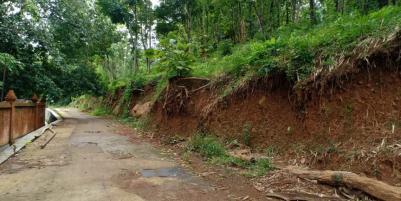 Tanah Kebun Jati 4000m² Dekat Objek Wisata Mojogedang Karanganyar