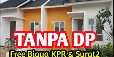 Dijual Rumah Siao Huni Tanpa Dp dekat Pasar Cileungsi