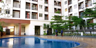 for sale apartemen serpong green view BSD full furnish