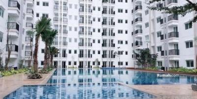 Apartment Studio Murah Meriah di Signature Park Grande, Cawang, Jakarta Timur