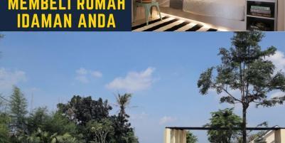 program Pandemi rumah dengan KPR bank syariah bayar 25jt dapat rumah premium di Pusat Bisnis Tangerang