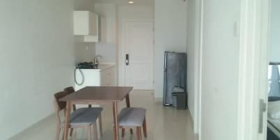 Disewakan unit Apartemen Madison Park tipe Studio Furnished.