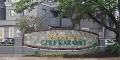 DIJUAL Kondominium Golf Karawaci