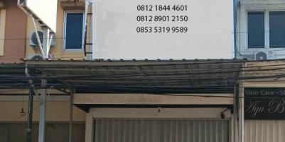 Dijual Ruko 3.5 lantai di Tangerang