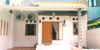 Dijual Rumah Murah 1 Lantai 3 Kamar Tidur Permata Puri Cimanggis