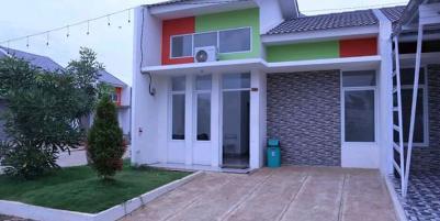 Dijual Rumah Cluster kierana Indah Bogor