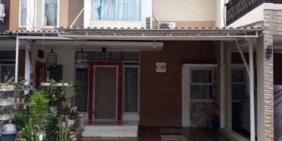 Rumah 2 lantai lo.New Serpong Estate