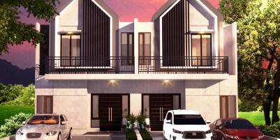 Perumahan ARANYA PARK Yogyakarta di Jl Kaliurang km 12, 7 menit dari Kampus UII