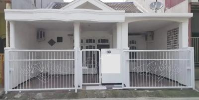 Rumah Dijual Murah 2 Lantai di Taman Permata Indah Sidoarjo Dekat Stasiun Sepanjang Sidoarjo