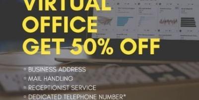 Virtual Office Paket Fasilitas Lengkap Bisa Register dari Rumah