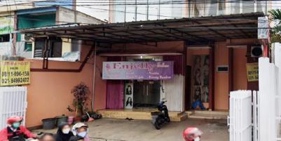 Dijual Rumah Kost 16 Kamar dan Salon di Jatiwarna Kota Bekasi Dekat Taman Mini