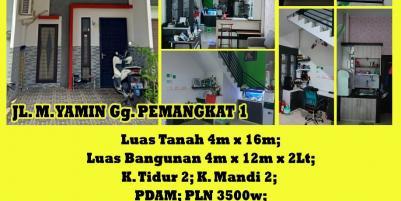 Rumah Pemangkat 1, Muhammad Yamin, Pontianak, Kalimantan Barat