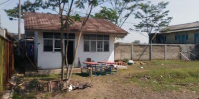 TANAH Industri EKS PABRIK Bata ringan & pasir besi di Sukaluyu, Cianjur (area khusus industri)