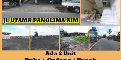 Tanah Panglima Aim, Pontianak, Kalimantan Barat