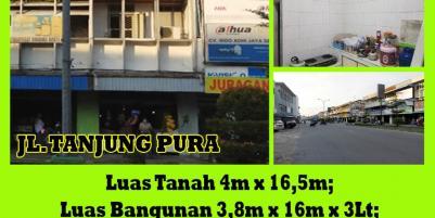 Ruko Tanjung Pura, Pontianak, Kalimantan Barat