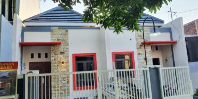 Dijual Rumah Baru Siap Huni di Wiyung Kota Surabaya Dekat SMA Negeri 22 Surabaya