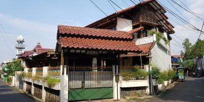 Rumah di Jl Kebalen 2 Blok S Kebayoran Baru Jakarta Selatan Senopati Tendean