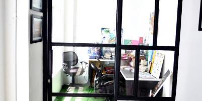 Ruang Kantor / Private Office Bulanan Untuk 4 Orang - Kemang Jaksel