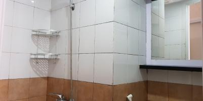 Apartemen The Green Pramuka 2BR Full Furnishe di jual BU (Tower Orchid)