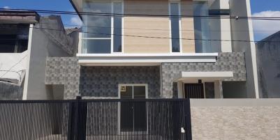 Jual Rumah Baru di jalan Babatan Mukti Kota Surabaya