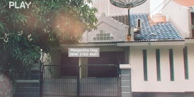 Disewakan Rumah di Perum. Taman Palem Cengkareng Jakarta