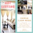 Dijual Cepat Murah Rumah Citra Garden Sidoarjo Siap Huni Dibawah Harga Pasar