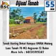 Tanah Kavling di Kepanjen Malang Kabupaten