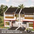 Rumah 2 lantai serpong tangsel dp 10 juta kpr 4 jutaan bebas biaya2