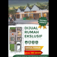 Rumah minimalis design modern lokasi Cilodong Depok