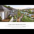 Premium Cluster with private access to garden by the lake
