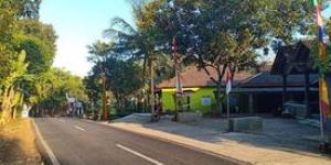 Tanah Strategis Buka Usaha Tepi Jl. Batujamus Kerjo Karanganyar Telp/WA:082327612345