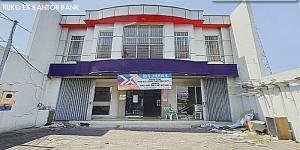 Ruko Strategis 2 Lantai Ex Kantor Bank di Krian Kota.