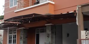 Rumah 2 Lantai di dalam Perumahan Utara Tajem dekat Kampus UNRIYO