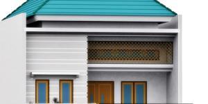 Jual Rumah Baru Minimalis SHM di Daerah Keputih Kota Surabaya