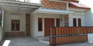 Rumah BARU CANTIK Minimalis - Harga Ekonomis di Maguwoharjo dekat RS. Hermina