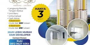 Apartment Majestic Point Serpong