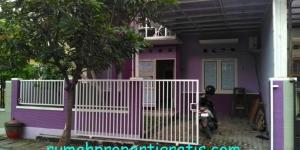 Dikontrakkan Rumah Siap Huni di Cluster Emerald PPS Gresik