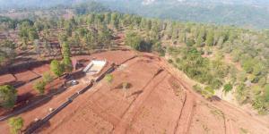 Jual Kavling Murah Lokasi Dekat Pemandian Air Panas