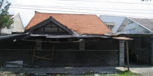 RUMAH DIJUAL @ Penjaringan Sari Rungkut Surabaya -  Hitung Tanah, Cocok untuk Workshop