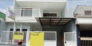 Dijual Rumah 2 Lantai di Perumahan Gunung Sari Indah Karang Pilang Kota Surabaya