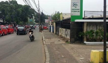 Rumah di Pondok Labu Jakarta Selatan