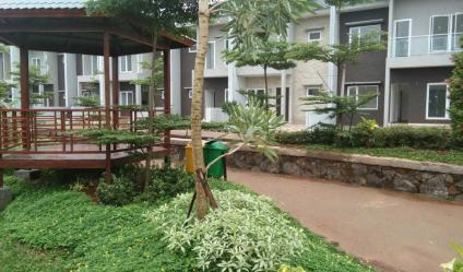 Terbukti bebas banjir anabuki residence Jatiasih