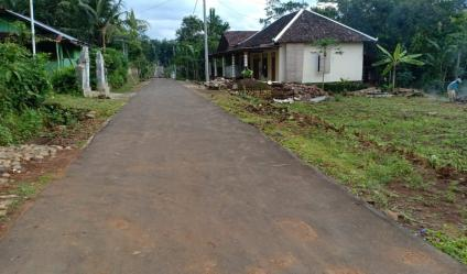 Tanah Strategis di Desa Wisata Mojogedang Karanganyar Hub Telp/WA: 082327612345