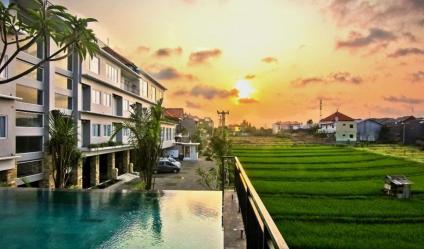 Di Jual Hotel atau Resor Baru Kawasan Padangsambian Klod Denpasar